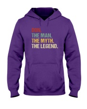 THE LEGEND - Don Hooded Sweatshirt thumbnail
