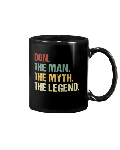 THE LEGEND - Don