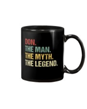 THE LEGEND - Don Mug front