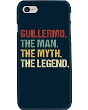 THE LEGEND - Guillermo Phone Case thumbnail