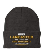 LANCASTER - Thing You Wouldnt Understand Knit Beanie thumbnail