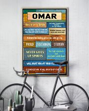 Omar - PT01 24x36 Poster lifestyle-poster-7