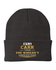 CARR - Thing You Wouldnt Understand Knit Beanie thumbnail