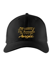 Angie - Im awesome Embroidered Hat front