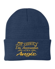 Angie - Im awesome Knit Beanie tile