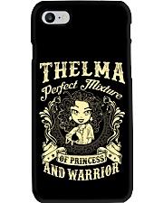 PRINCESS AND WARRIOR - THELMA Phone Case thumbnail