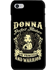 PRINCESS AND WARRIOR - Donna Phone Case tile