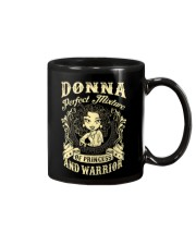 PRINCESS AND WARRIOR - Donna Mug thumbnail