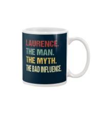 Laurence The man The myth The bad influence Mug thumbnail