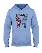 Yasmin - Im the storm VERS Hooded Sweatshirt tile