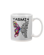 Yasmin - Im the storm VERS Mug tile
