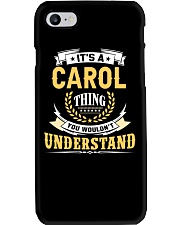 Carol - thing you wouldnt understand M002 Phone Case thumbnail