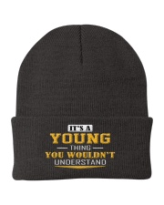 YOUNG - Thing You Wouldnt Understand Knit Beanie thumbnail