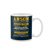 Anson - Completely Unexplainable Mug thumbnail