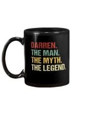 THE LEGEND - Darren Mug back
