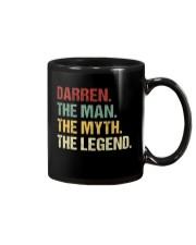 THE LEGEND - Darren Mug front