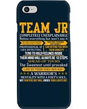 Team Jr - Completely Unexplainable Phone Case thumbnail