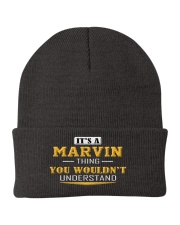 MARVIN - Thing You Wouldn't Understand Knit Beanie tile