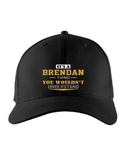 BRENDAN - THING YOU WOULDNT UNDERSTAND Embroidered Hat front