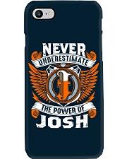 Never underestimate the power of Josh Phone Case thumbnail