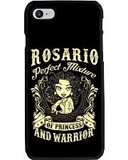PRINCESS AND WARRIOR - ROSARIO Phone Case thumbnail