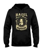 PRINCESS AND WARRIOR - HAZEL Hooded Sweatshirt thumbnail