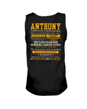Anthony - Completely Unexplainable Unisex Tank thumbnail