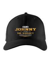 Johnny  - Thing You Wouldnt Understand Embroidered Hat front