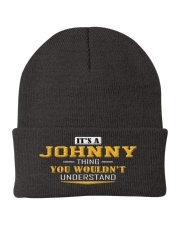 Johnny  - Thing You Wouldnt Understand Knit Beanie tile