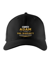 ADAM - Thing You Wouldn't Understand Embroidered Hat front