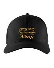 Mary - Im awesome Embroidered Hat front