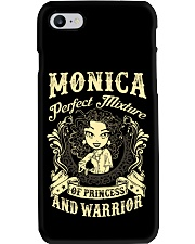 PRINCESS AND WARRIOR - Monica Phone Case thumbnail