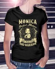 PRINCESS AND WARRIOR - Monica Ladies T-Shirt lifestyle-women-crewneck-front-7