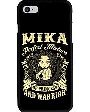 PRINCESS AND WARRIOR - Mika Phone Case thumbnail