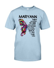 Maryann - Im the storm VERS Classic T-Shirt tile