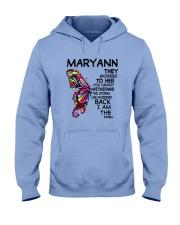 Maryann - Im the storm VERS Hooded Sweatshirt tile