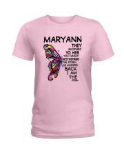 Maryann - Im the storm VERS Ladies T-Shirt tile