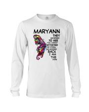 Maryann - Im the storm VERS Long Sleeve Tee tile
