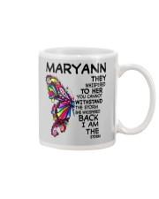 Maryann - Im the storm VERS Mug tile