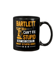 BARTLETT - FIX WHAT STUPID DOES Mug thumbnail