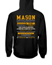 Mason - Completely Unexplainable Hooded Sweatshirt thumbnail