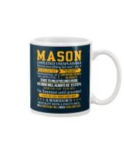 Mason - Completely Unexplainable Mug thumbnail