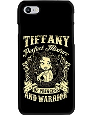PRINCESS AND WARRIOR - Tiffany Phone Case tile