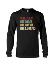 THE LEGEND - Malcolm Long Sleeve Tee thumbnail