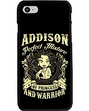 PRINCESS AND WARRIOR - ADDISON Phone Case thumbnail