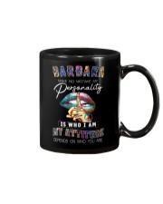 Barbara - Lips M005 Mug front