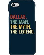 THE LEGEND - Dallas Phone Case thumbnail