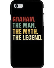 THE LEGEND - Graham Phone Case thumbnail