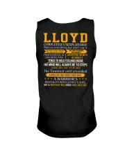 Lloyd - Completely Unexplainable Unisex Tank thumbnail