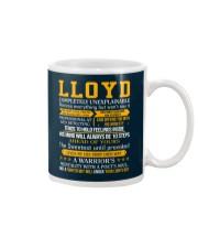 Lloyd - Completely Unexplainable Mug thumbnail